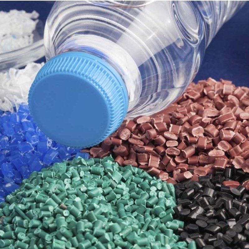 использование отходов пластика